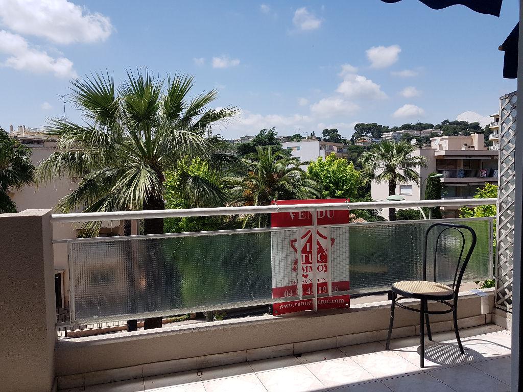 EXCLUSIVITÉ - Appartement 2 pièces de 53 m² sur Le Cannet