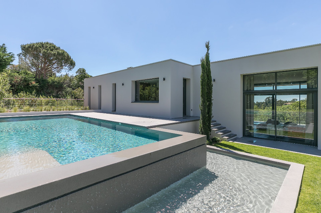 Super Cannes - Villa d'architecte de 340 m²