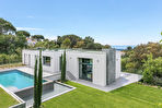 Villa d'architecte de 340 m² neuve à Super Cannes