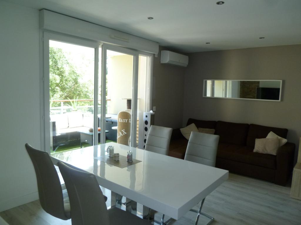 Appartement Le Cannet 2 pièces 42 m² + Terrasse