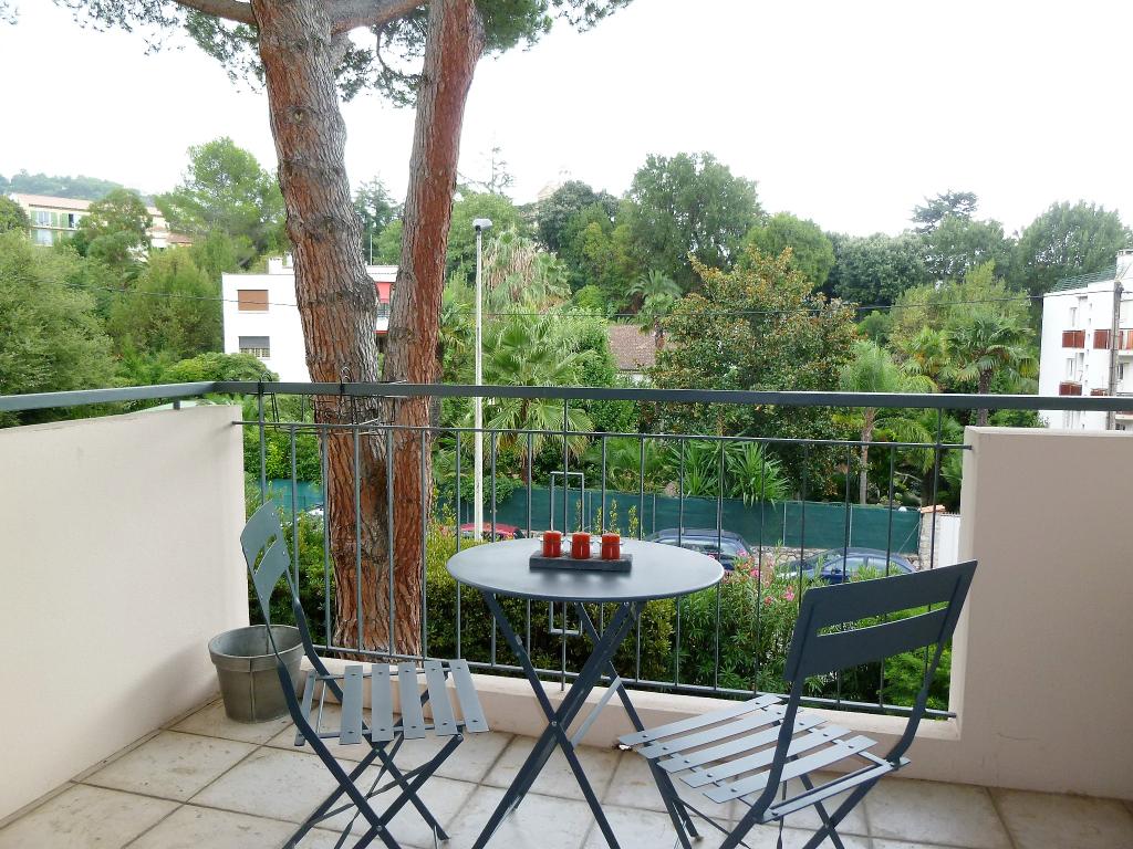 Cannes Isola Bella, beau studio de 29 m²