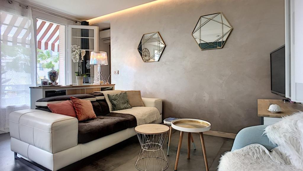 Appartement Cannes Montfleury, 2 pièces 43 m²