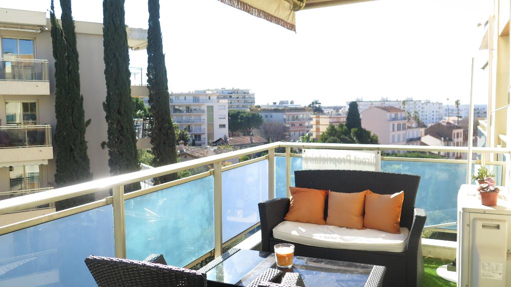 Appartement Cannes 2 pièce(s) 42 m2