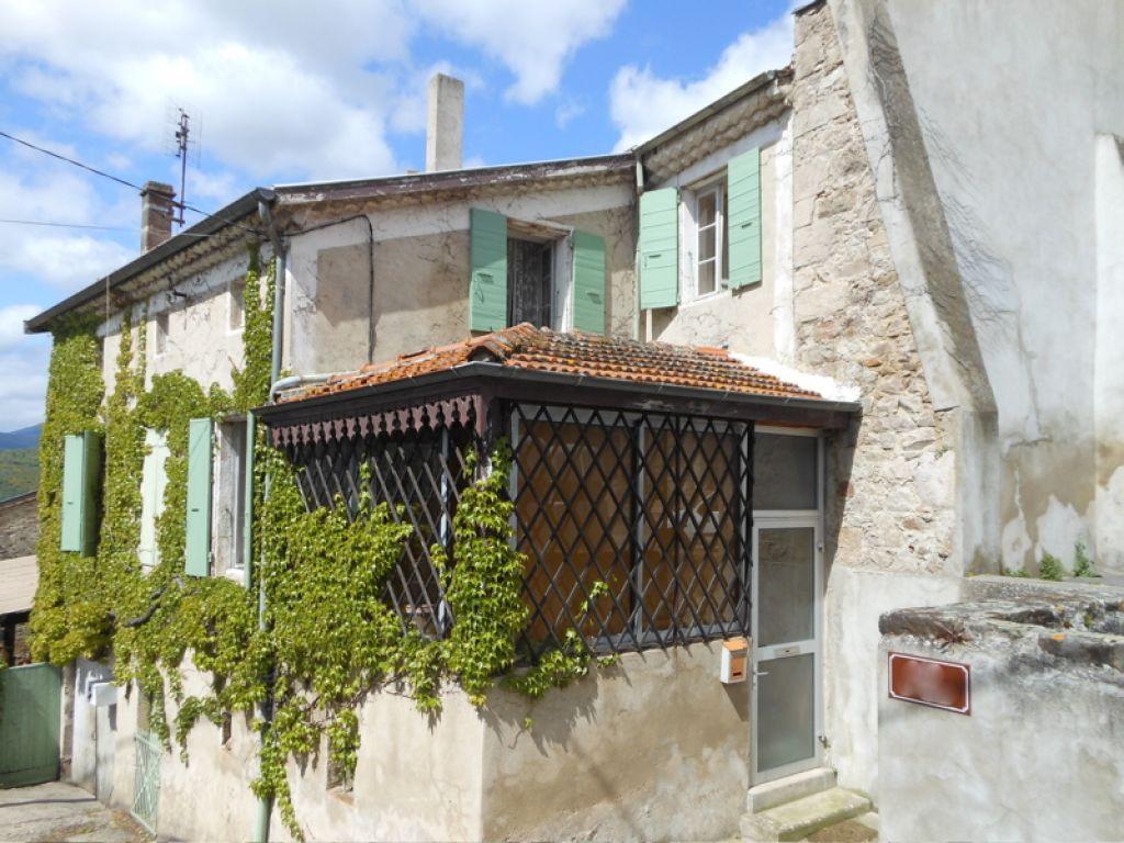 Maison de village au portes d'Annonay de 160m2 avec jardin attenant