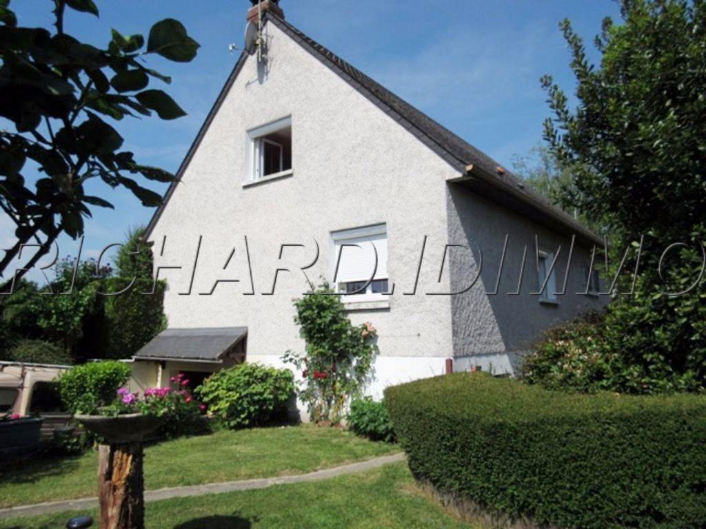 Maison A VENDRE sur 624 m² de Terrain + Sous-sol Total