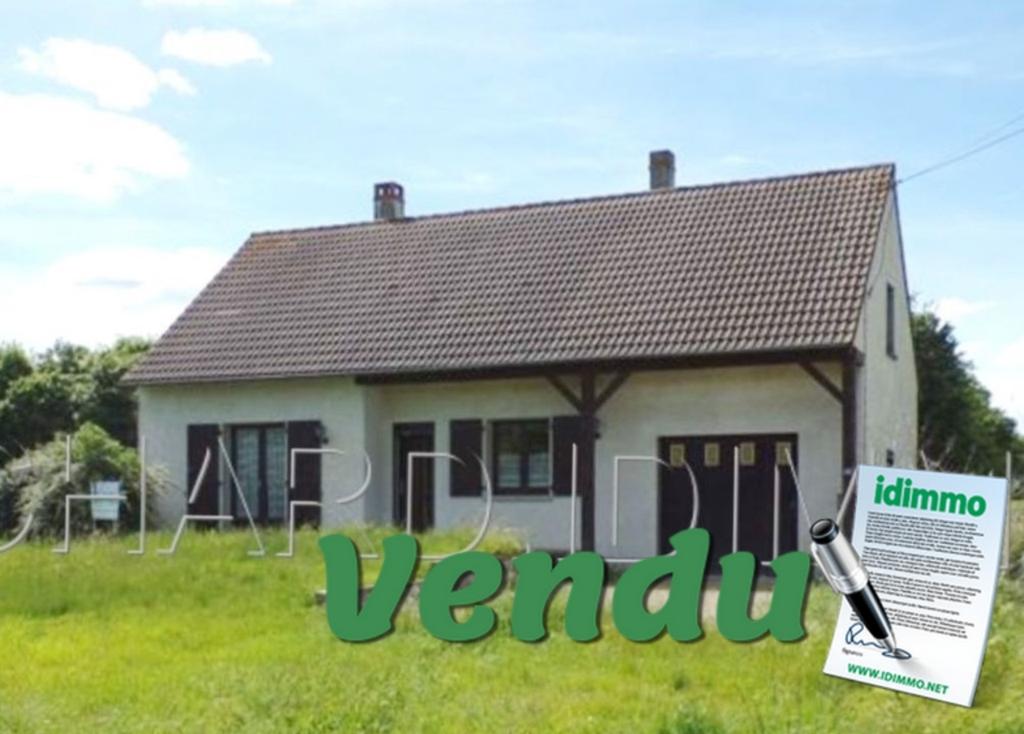 Maison A VENDRE sur 1864 m² de Terrain