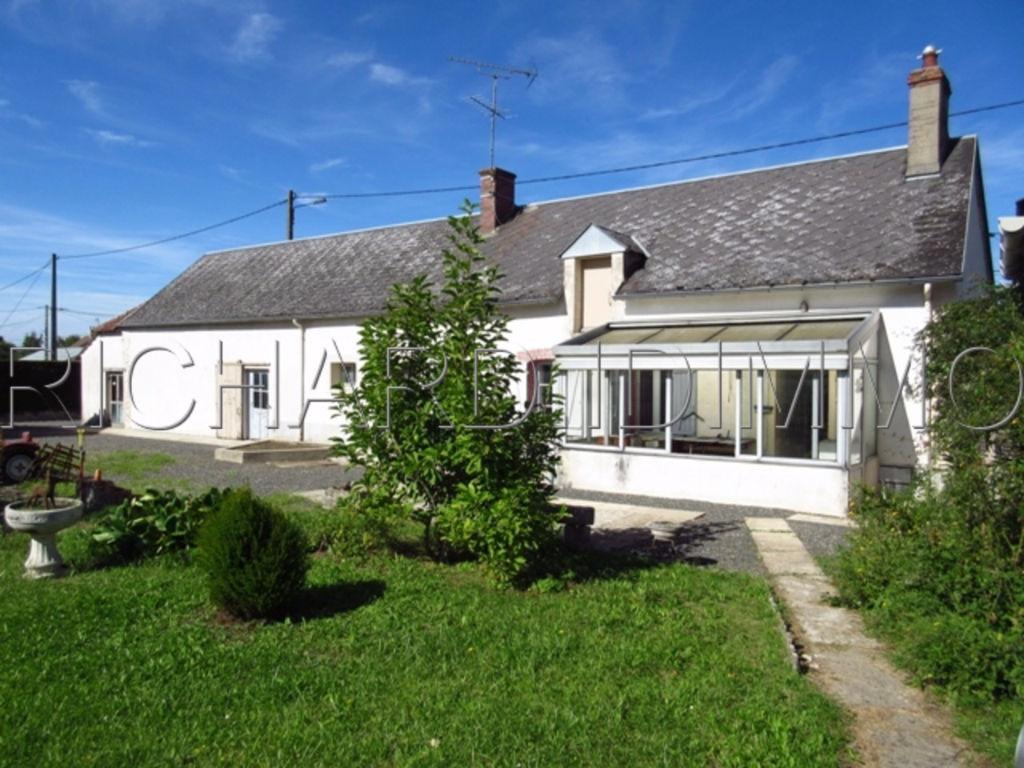 Maison A VENDRE sur 2297 m² de Terrain + Maison d'amis + Divers dépendances