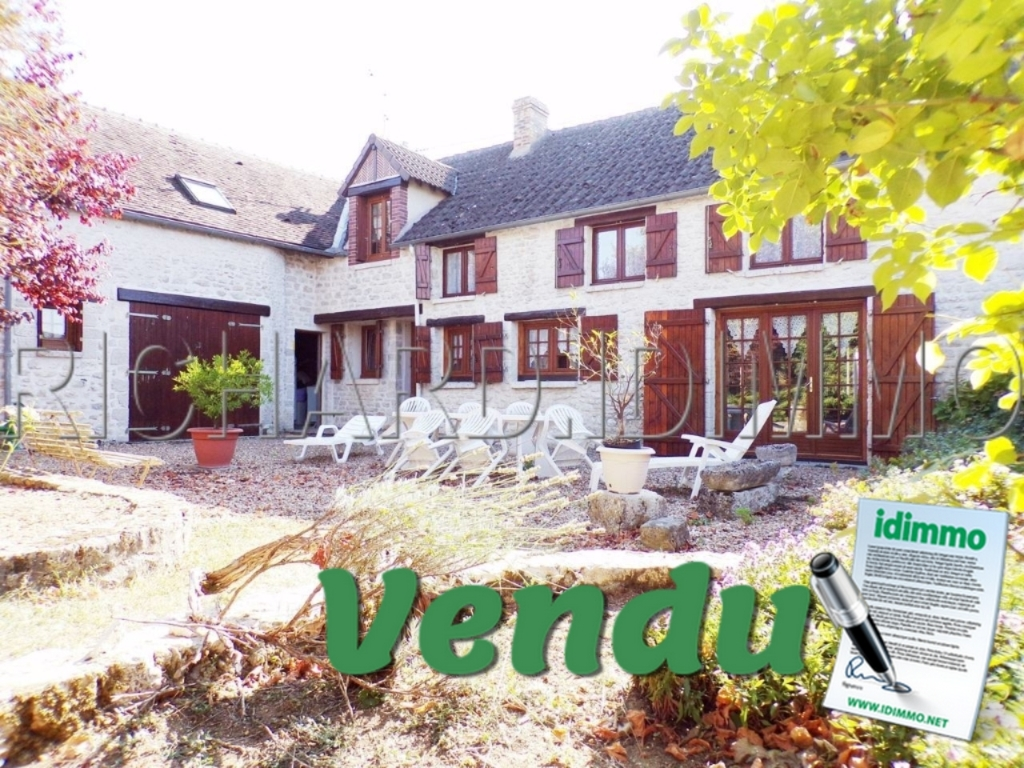 House for sale on 2290 m² of land and outbuildings