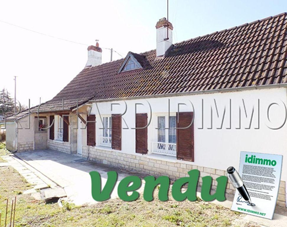 Maison A VENDRE sur 206 m² de terrain