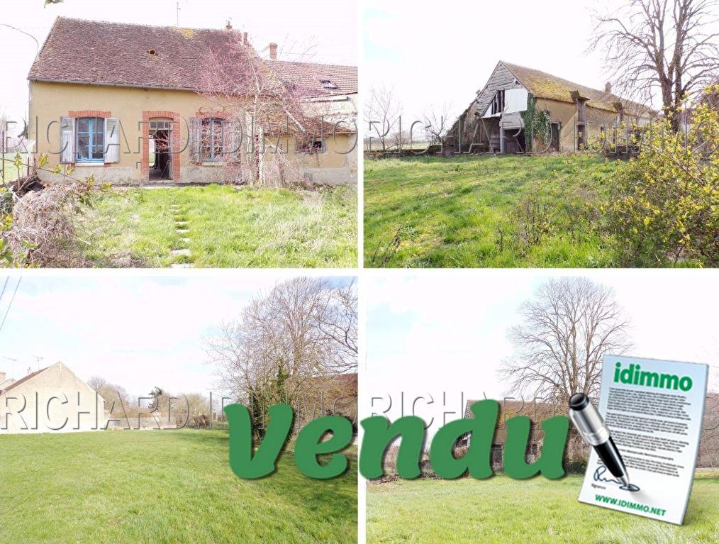 Maison A VENDRE sur 1663 m² de terrain