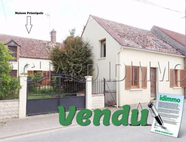Propriété A VENDRE avec maison d'amis sur 964 m² de terrain