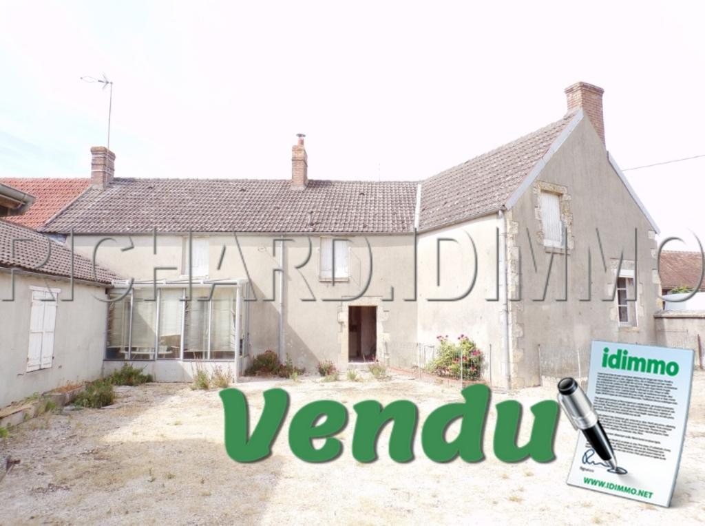 Maison A VENDRE sur 1658 m² de terrain