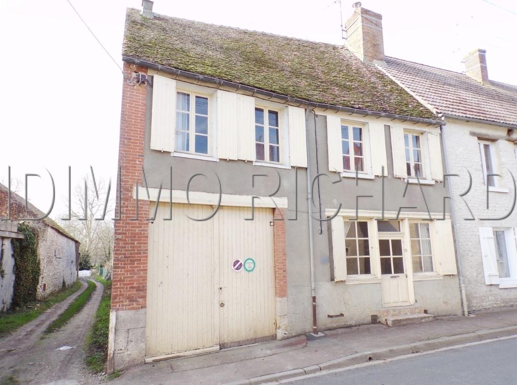 Maison A vendre - 3 pièces - 78 m² - Dépendances - PANNES - 45 - LOIRET