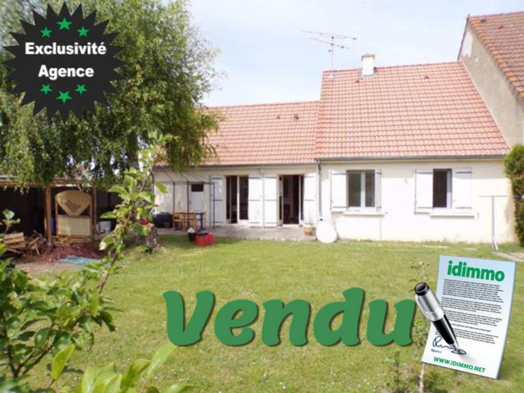 BEAUMONT DU GATINAIS Maison A vendre / Acheter - 4 pièces - 87 m²