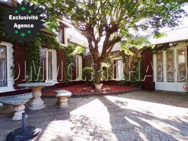 BEAUMONT DU GATINAIS - Maison A vendre / Acheter - 7 pièces - 186 m²