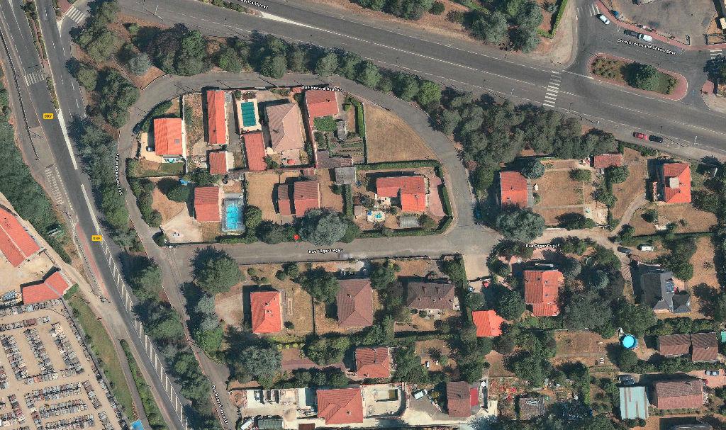 Terrain à bâtir avec permis de 250m2