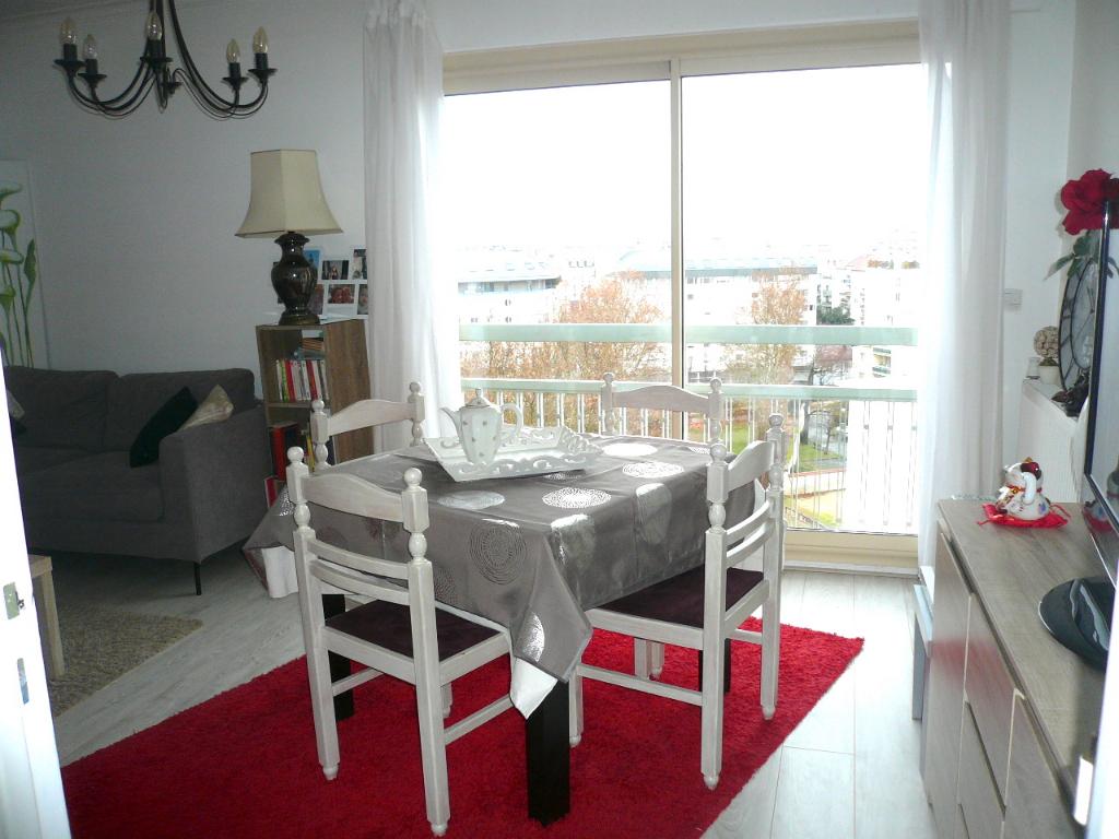 Dernier étage T2 51.90 m2 meublée