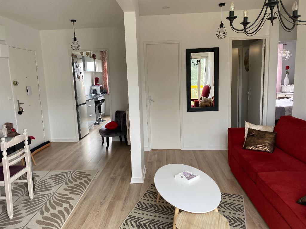 Appartement T3 66.56 m2