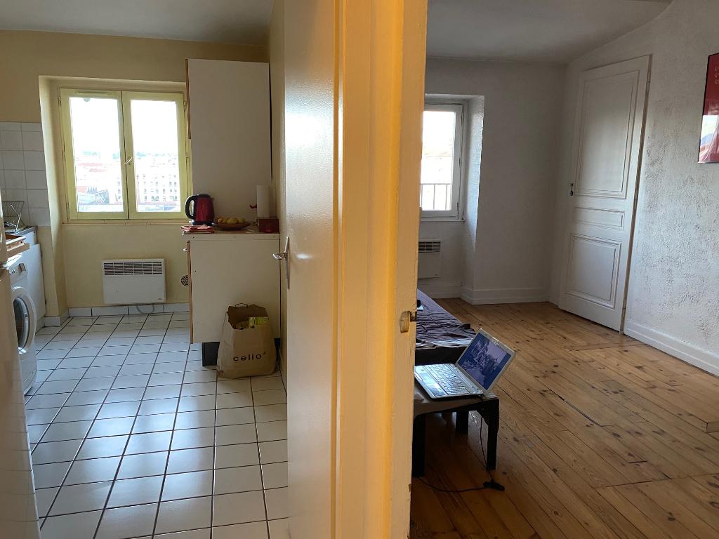 Appartement Villeurbanne 2 pièce(s) 42.81 m2