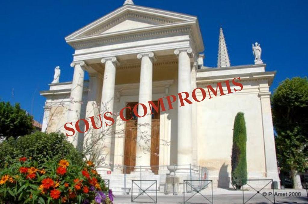 SOUS COMPROMIS SAINT REMY PROVENCE CENTRE 17 PIECES RARE TAFFURO Ref 1179