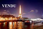 VENDU PARIS Jardin LUXEMBOURG 75 M2 env. LUMINOSITE CONFORT Immeuble historique- TAFFURO REF 2562
