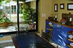 PROVENCE NIMES 10 min. MAISON de MAITRE PRESTIGE RENOVEE centre village PARC CLOS PISCINE - TAFFURO REF 2714