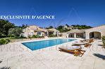 Magnifique MAISON CONTEMPORAINE VUE imprenable MONT VENTOUX sur parc paysagé - TAFFURO REF 2917