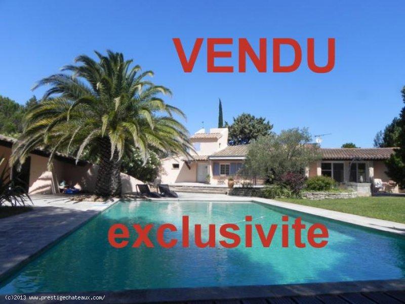 Luxury homes Maussane Les Alpilles Proche   320.00 m2