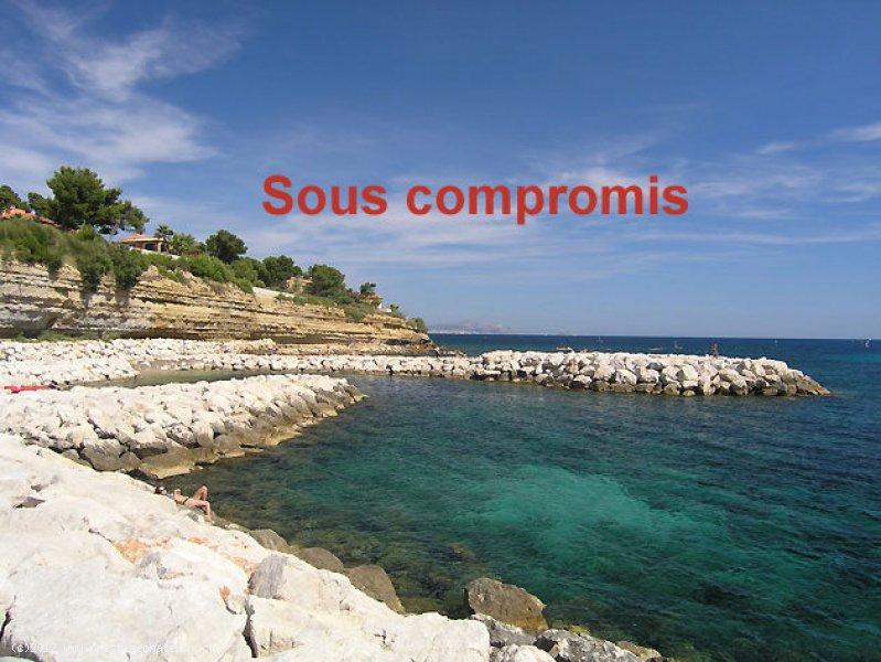 SOUS COMPROMIS EXCLUSIVITE  FRONT de MER  Pieds dans l' eau   Ref TAFFURO 436