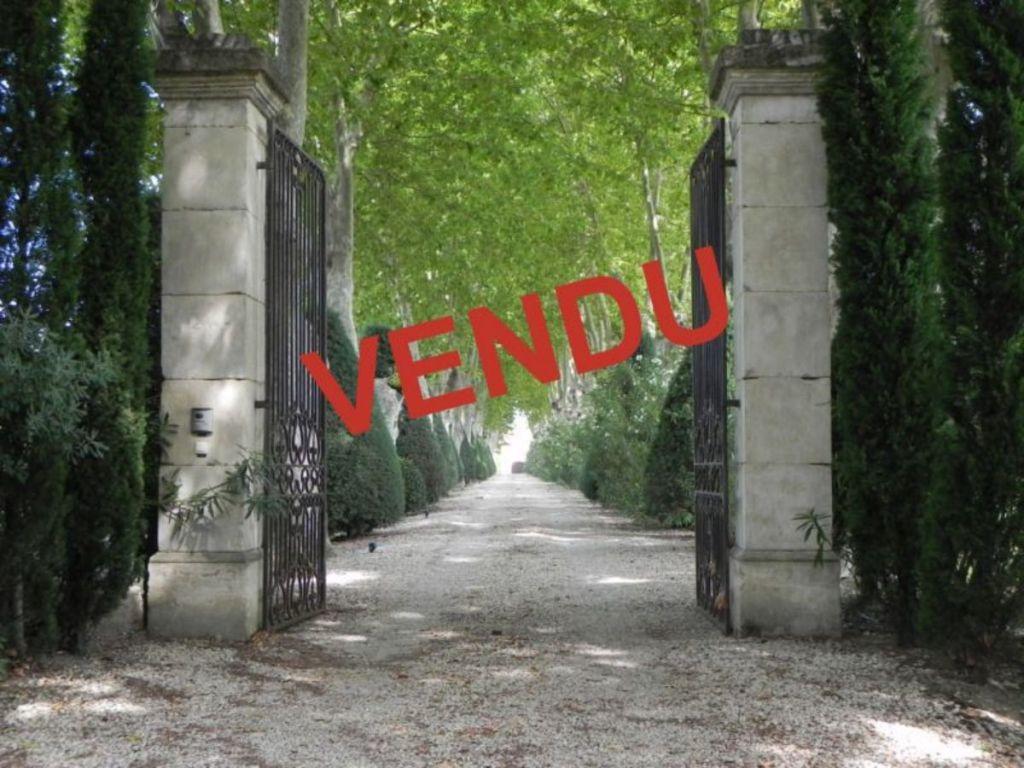 Bastide Provençale XIXè env. 620 M2 7 Hectares   Ref TAFFURO 900