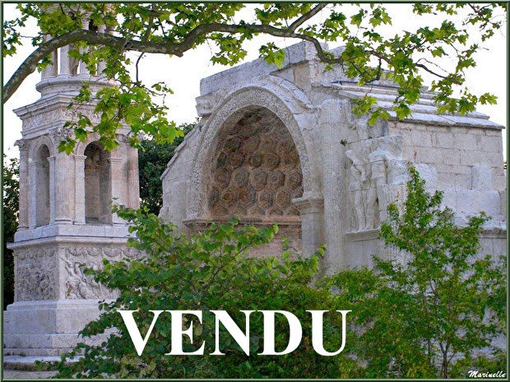 VENDU St Rémy de Provence Luxueuse propriété  Ref TAFFURO 886