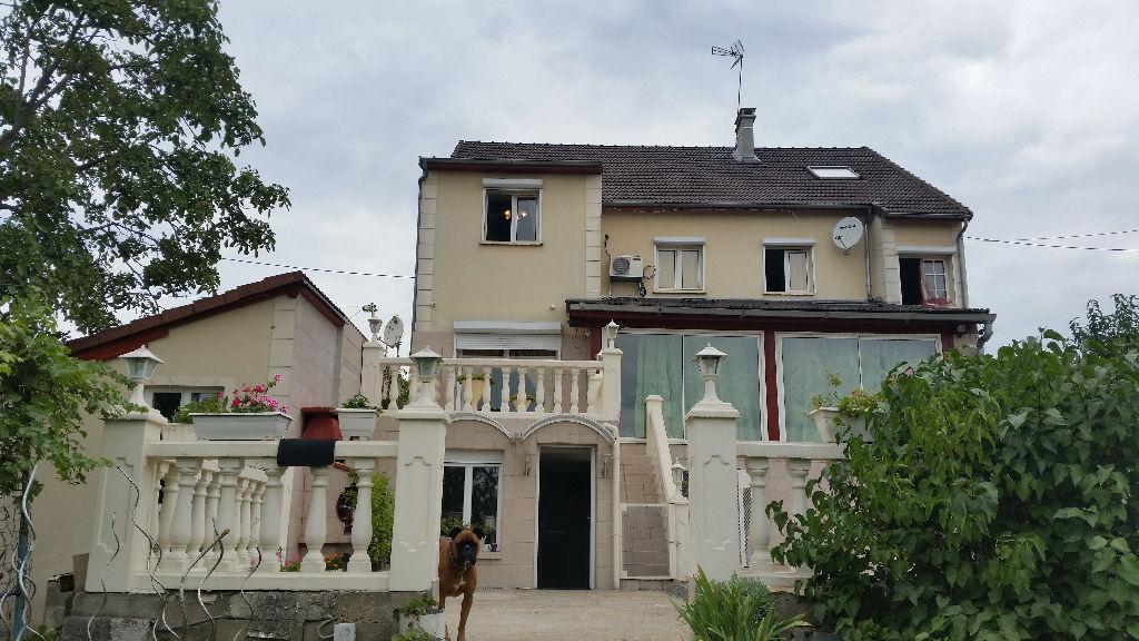 TERRAIN+Maison Pierrefitte Sur Seine 19 pièce(s) 196 m2