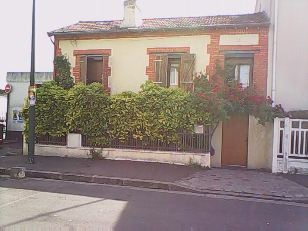 Joli Petit pavillon à vendre à Epinay sur seine(93)
