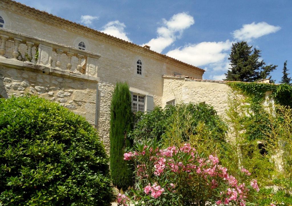 Uzès - Avignon, demeure de prestige 700m2 sur 6400m2 jardins