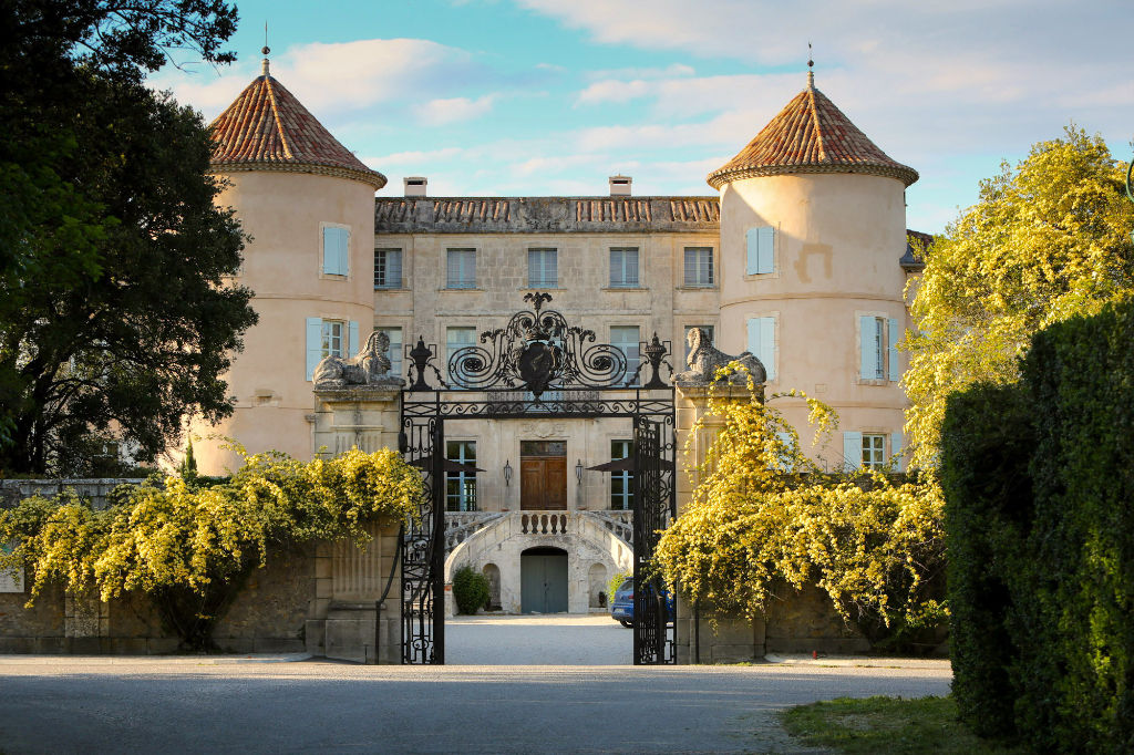 Chateau XIV th century on 300 acres land, including olive groves, professional Organic Mill, private airstrip.