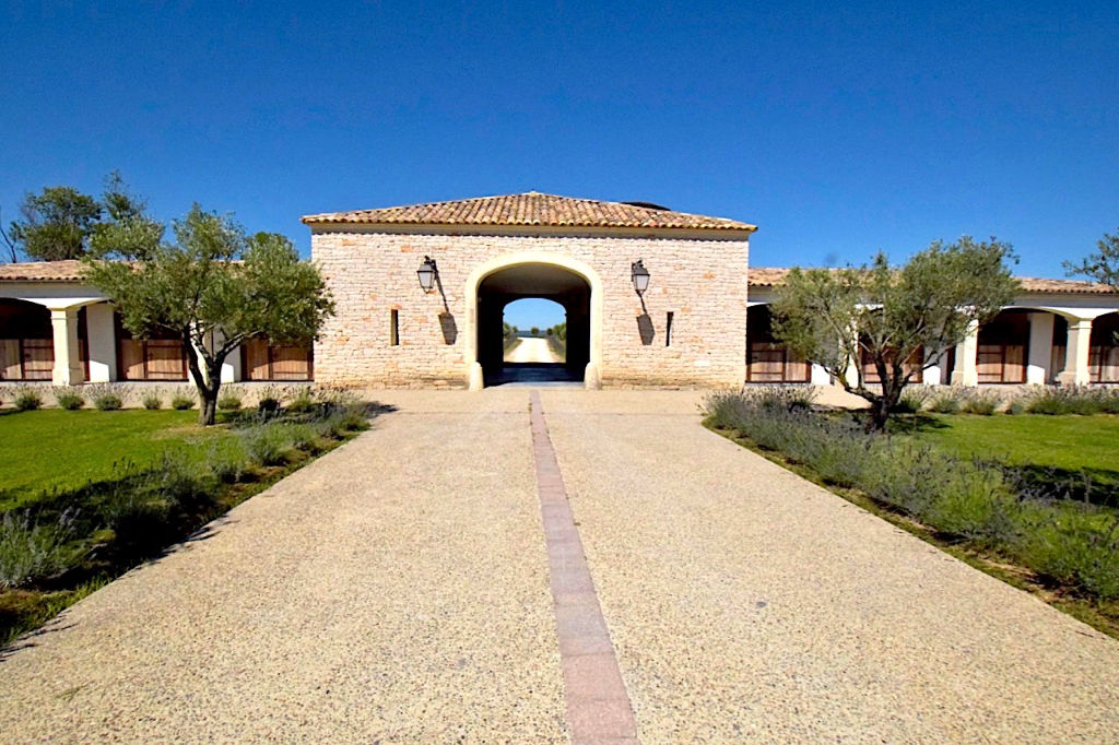 Uzès, equestrian property, master house plus  stud, over 70 acres of land