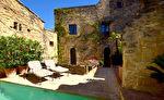 Uzès - Avignon, Demeure de prestige au coeur d'une village historique, terrasses, piscine chauffée