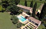 Uzès région, beau Mas  300m2 SH, piscine, sur 2 hectares de terrain dont 1 hectare de vignes