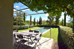 Uzès, rarissime - Orangerie sur parc privatif d'env 2700m2 avec maison d'amis et bassin de nage