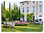 hâteau du XVIII éme  siècle en Provence avec 30 ha de terres dont 12 hectares de vignes en production