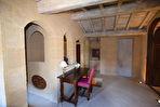 Uzès region, propriété de prestige, village de charme, 348m2 SH avec patio, piscine, garage