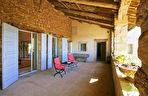 Uzès, village recherché, superbe propriété propriété de 520m2 sh sur 1430m2 jardin avec piscine et  dependances
