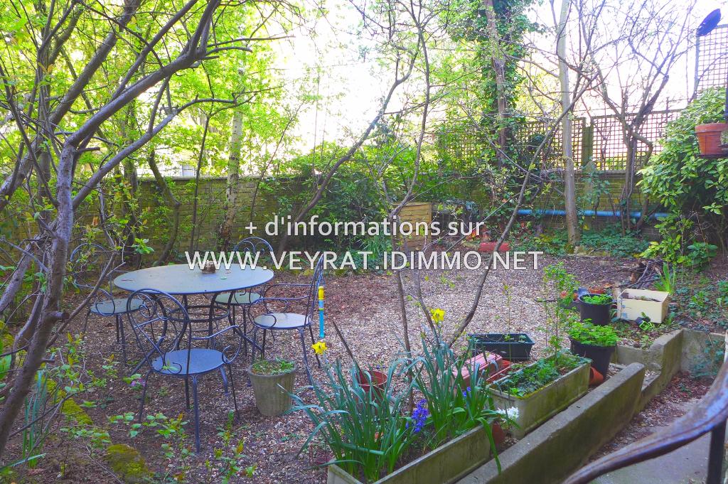 // VENDUE // Maison 162,15m² + jardin / Fort d'Issy / 759 000€ FAI