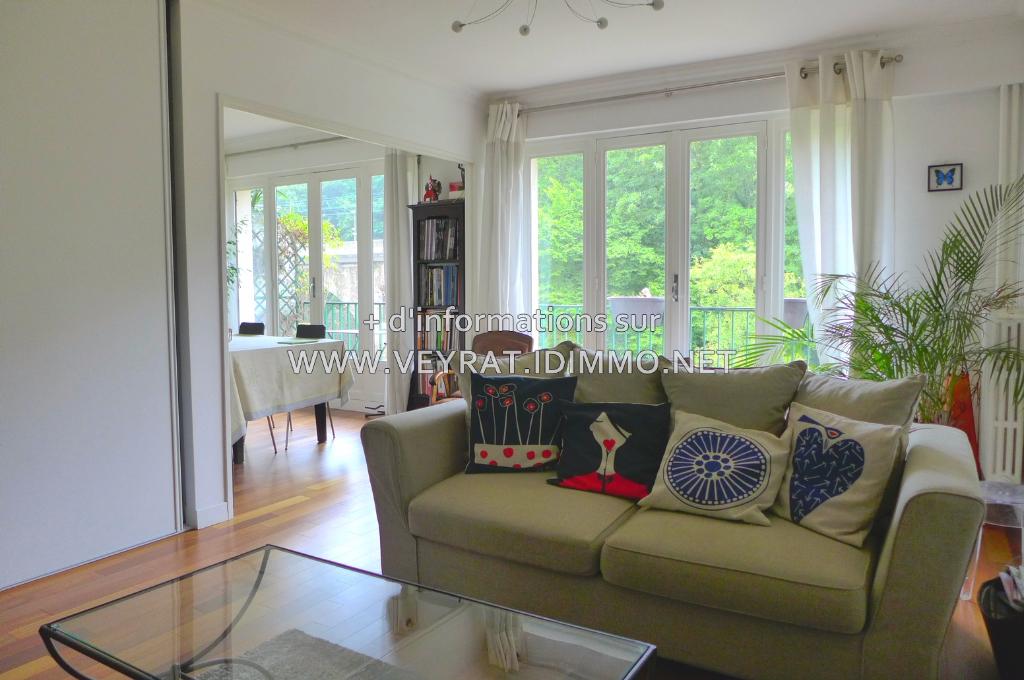 // SOUS COMPROMIS // Appartement 4-5P 91m² / Issy-les-Moulineaux / 520 000€ FAI