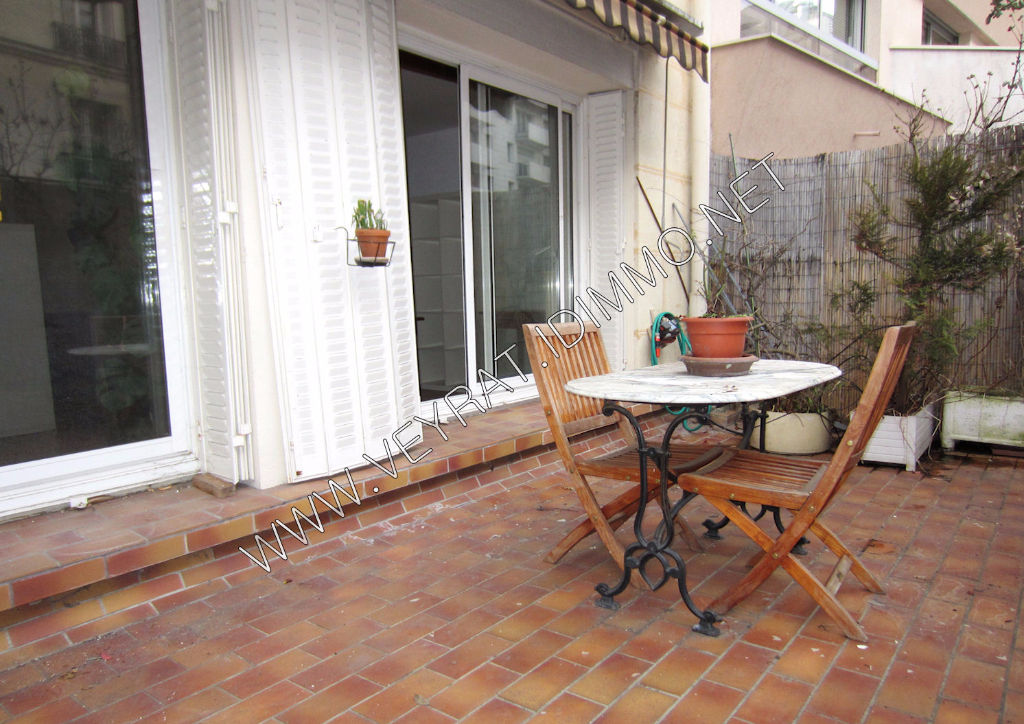 // VENDU // Appartement 3P 58m² + terrasse 22m² / Paris 15 / 498 000? FAI