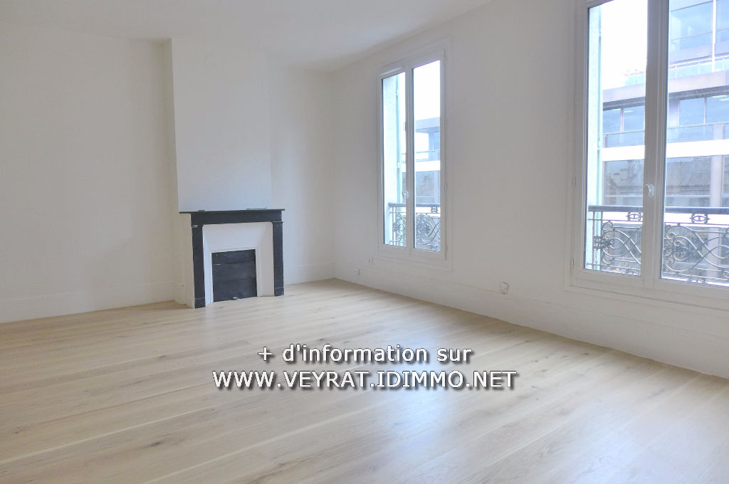 // VENDU // Appartement 3P 55,20m² / Saint-Cloud centre-ville / 338 000€ FAI