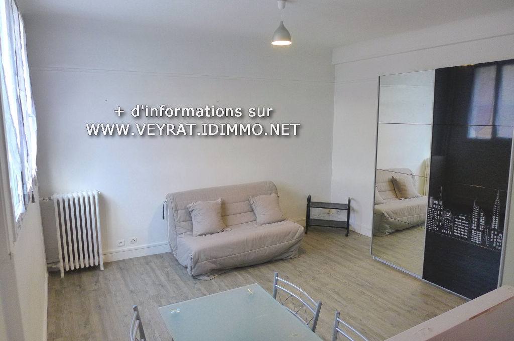 // VENDU // Studio 27,50m² / Issy-les-Moulineaux / 170 000€ FAI