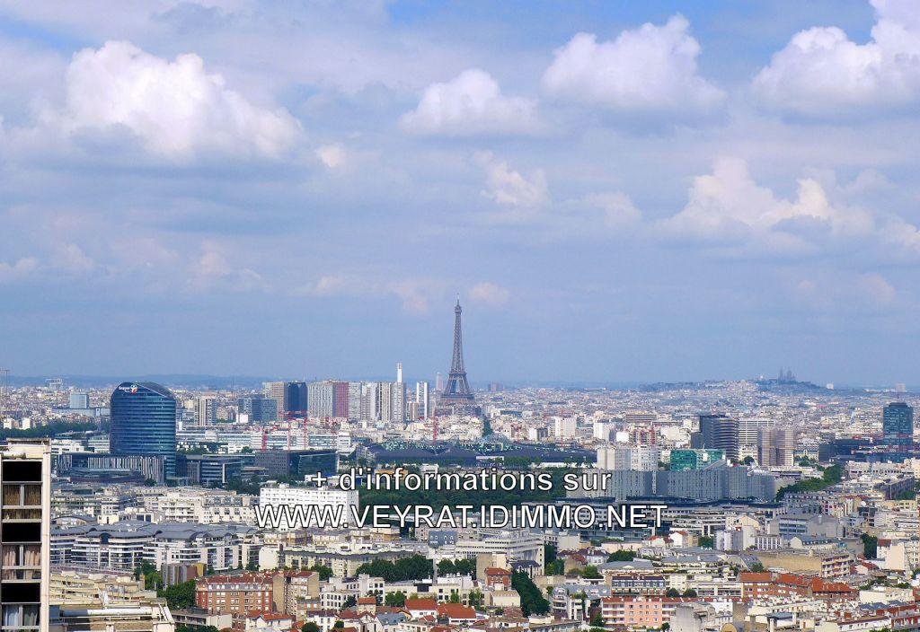 // Sous compromis // Appartement 3P 72 m² + PK / Issy-les-Moulineaux / 349 000€ FAI