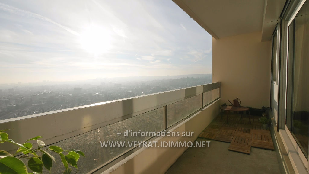 // VENDU // Appartement 2P 49,21m² balcon PK / Issy Épinettes / 247 000€ FAI