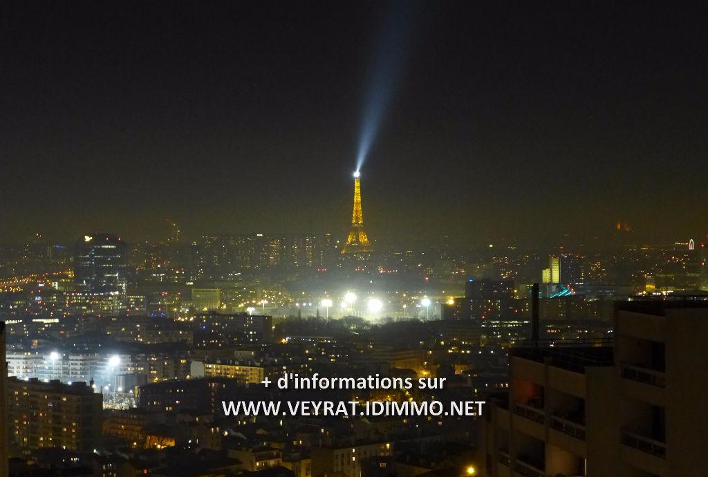 // Sous compromis // Appartement 2 pièces 53m² / Issy-les-Moulineaux / 270 000€ FAI